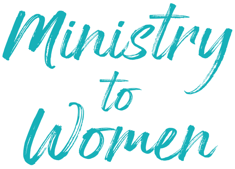 Ministry to Women logo
